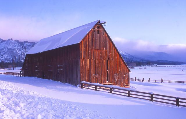 Sattley Barn