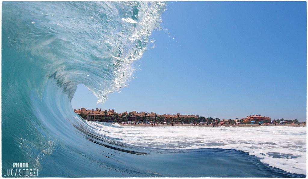 Sotogrande Tsunami by lucastozzi