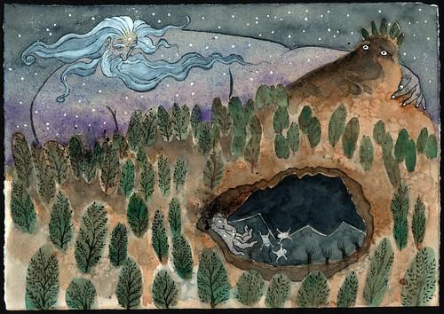 Uranus and Gaia No2