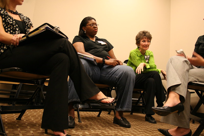 Women of Faith Interviews '07