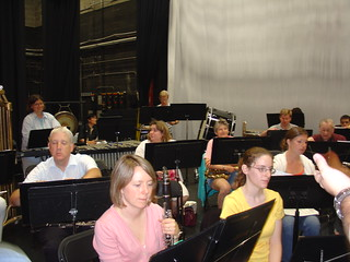 9-9-09 First Rehearsal