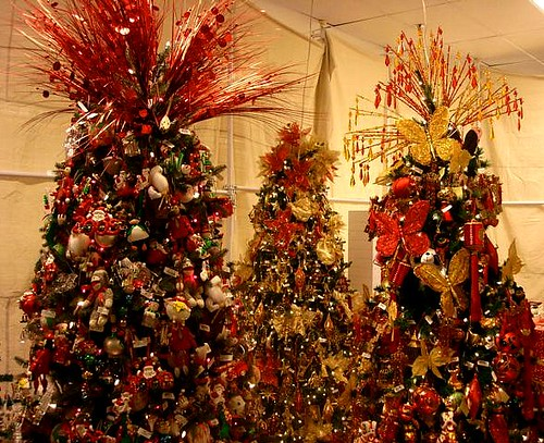 Macys Christmas Tree.Macy S Christmas Trees Hawaii 2009 Supervising Decorator F