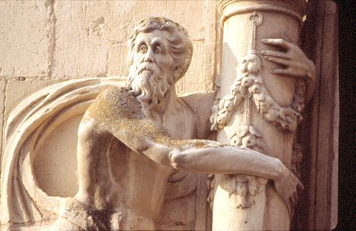 Atlante (fachada)