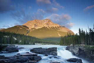 Athabasca Falls in Jasper NP | by Branimir Gjetvaj