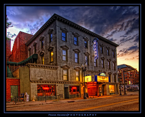 sunset canon theatre knoxville tennessee bistro bijou joanbaez f11 hdr 1635 gaystreet nikcolorefex ef1635mmf28liiusm canoneos5dmarkii