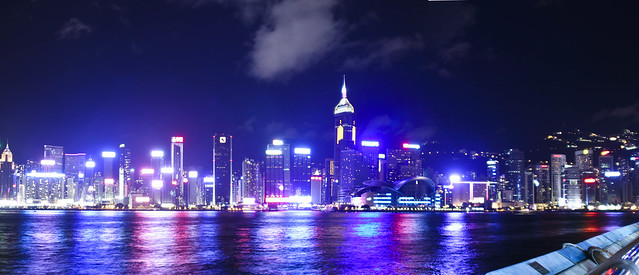 Honkong night