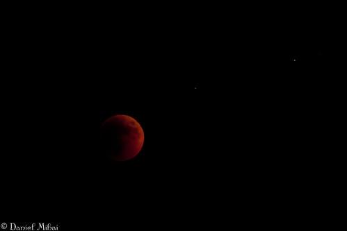 Total Moon Eclipse | by Daniel Mihai