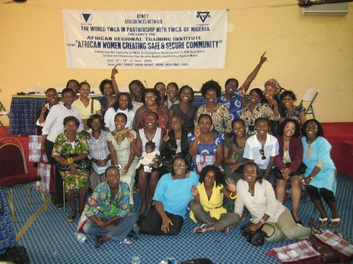 Young Women Leader's Dialogue: Africa RTI