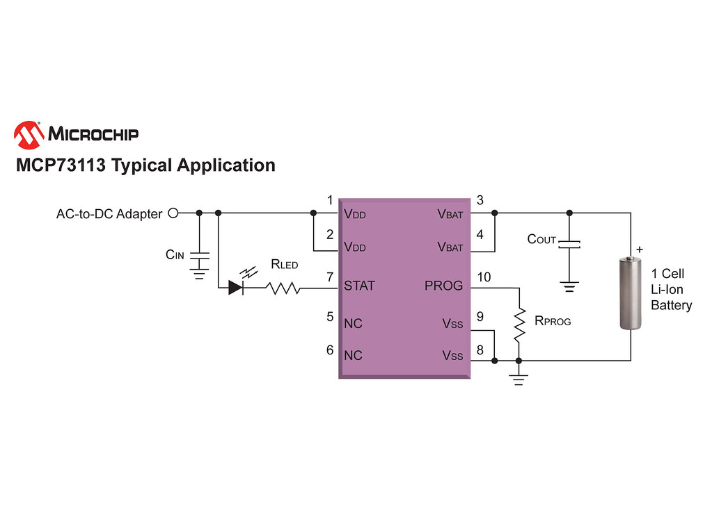 Miraculous Circuit Diagram Microchips Mcp73113 Li Ion Battery Charg Flickr Wiring Cloud Oideiuggs Outletorg