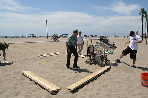 BFD Beach Testing | by Terra Engineering