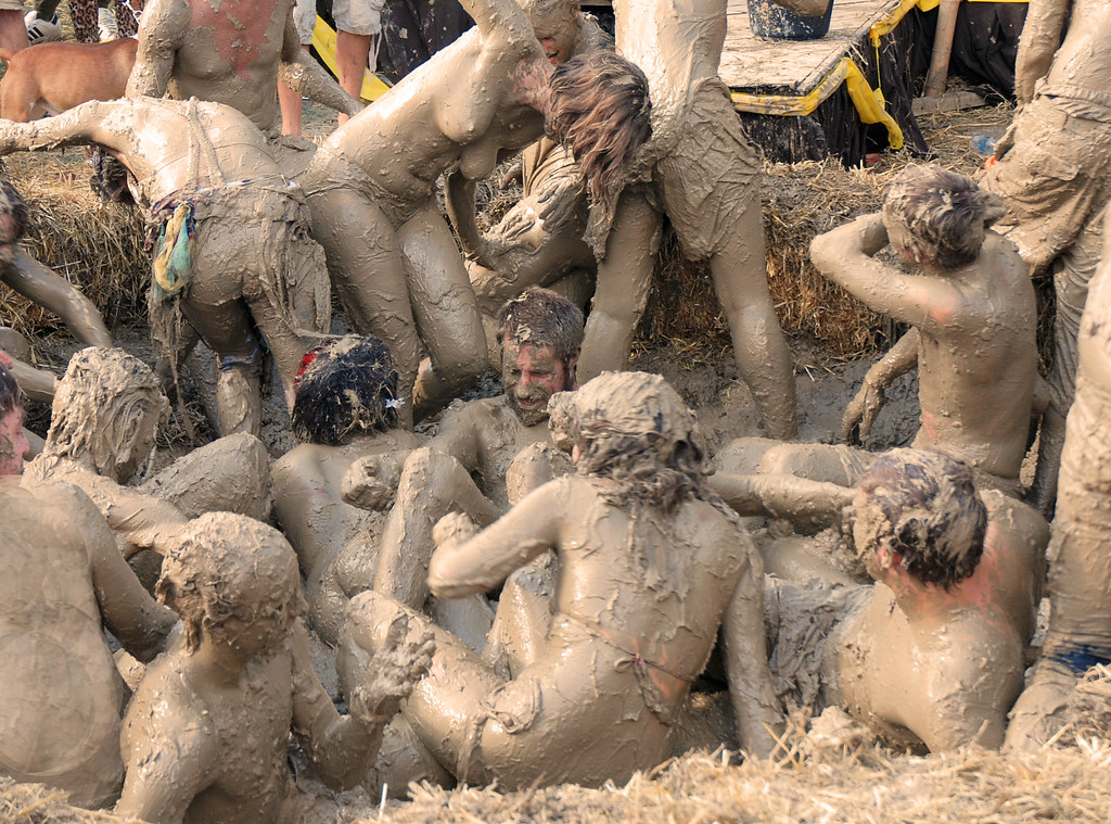 Mud Wrestling Enjoy Bratislava