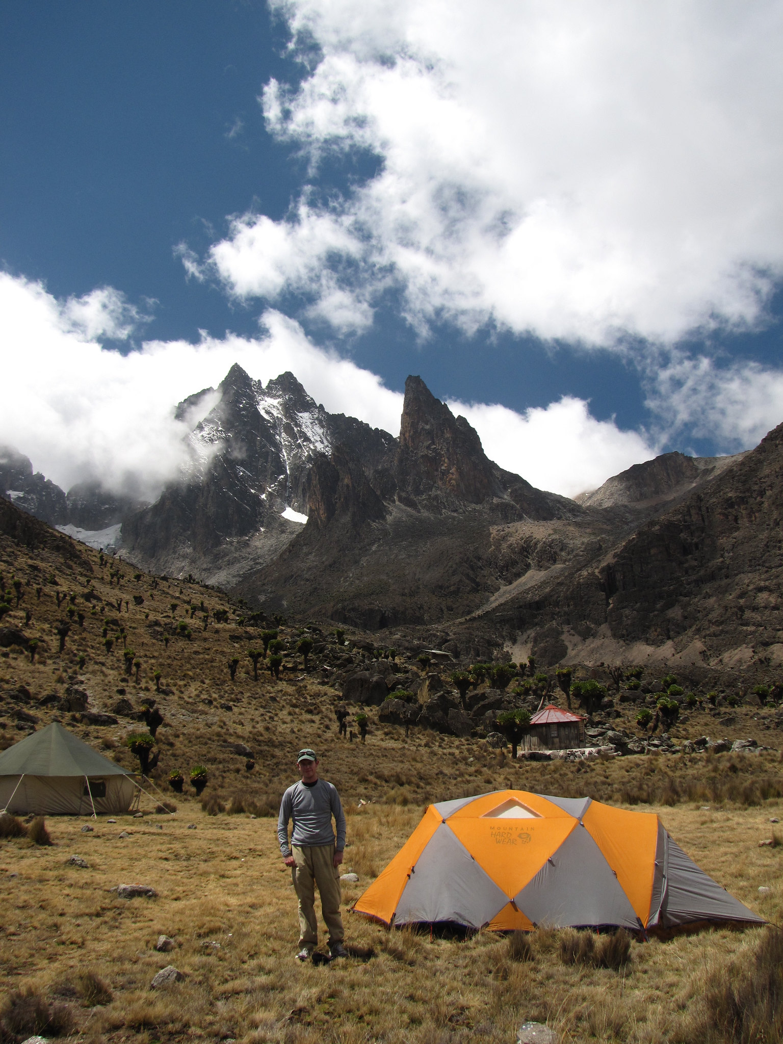 Hiking and trekking in Kenya