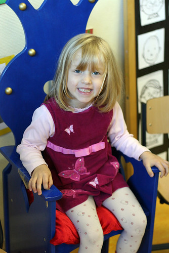 Olivia's 5th Birthday - Birthday Throne | by Amsterdam Asp