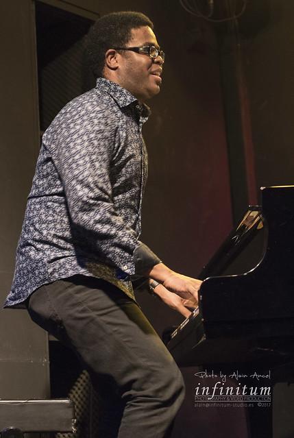 Iván Melón Lewis en Bogui - Madrid 02/02/2017
