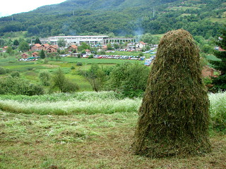 Srebrenica Massacre - Countryside around Potocari