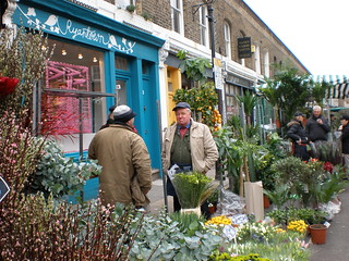 Columbia Road Flower Market | by Katrin Gilger
