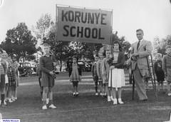 F.S.C. Day - teacher at Korunye school