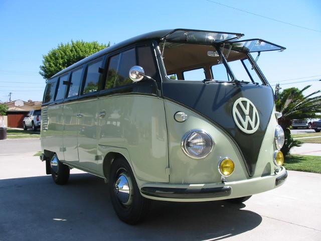 2289550b99 ... 1957 Vw Transporter kombi PG SG