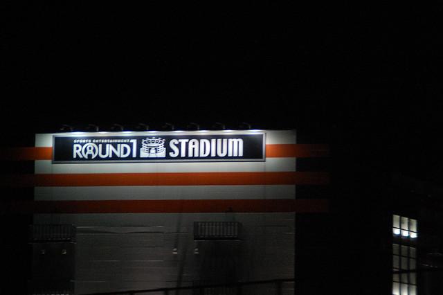 Round 1 Stadium