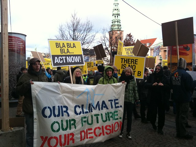 Our Climate  - Your Decision!