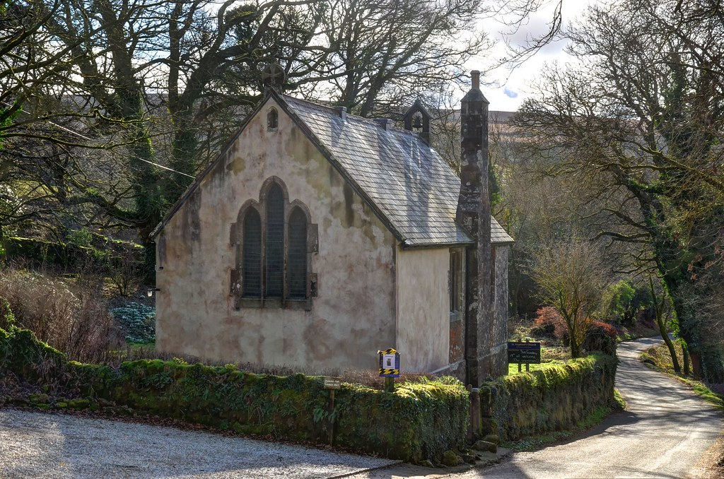 Last Days Of St Raphaels Cathedral >> St Raphael S Church Huccaby Dartmoor I Came Across This Flickr
