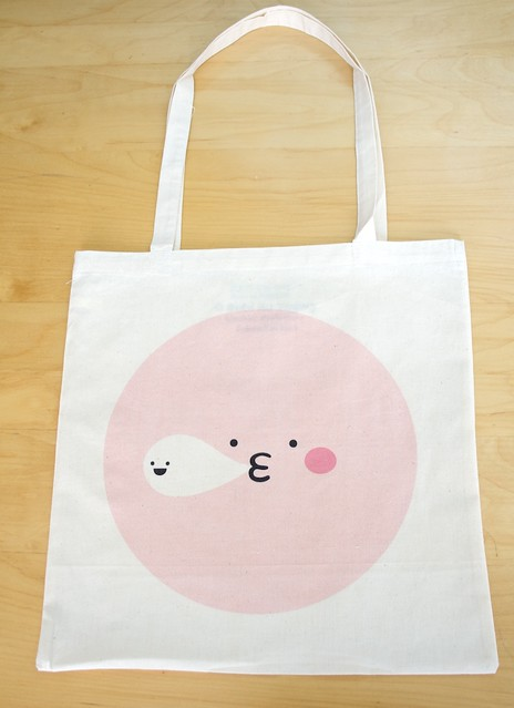 Baby Treeson Tote Bag