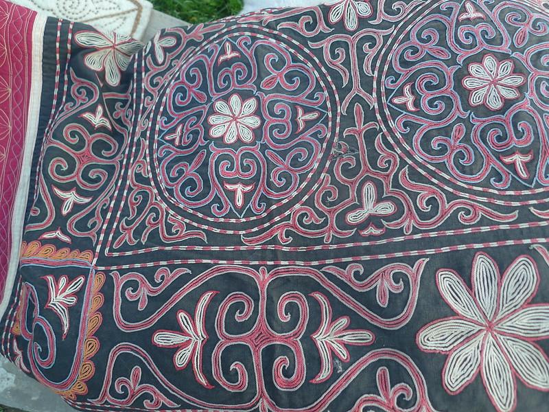 Kazakh Fabric 3