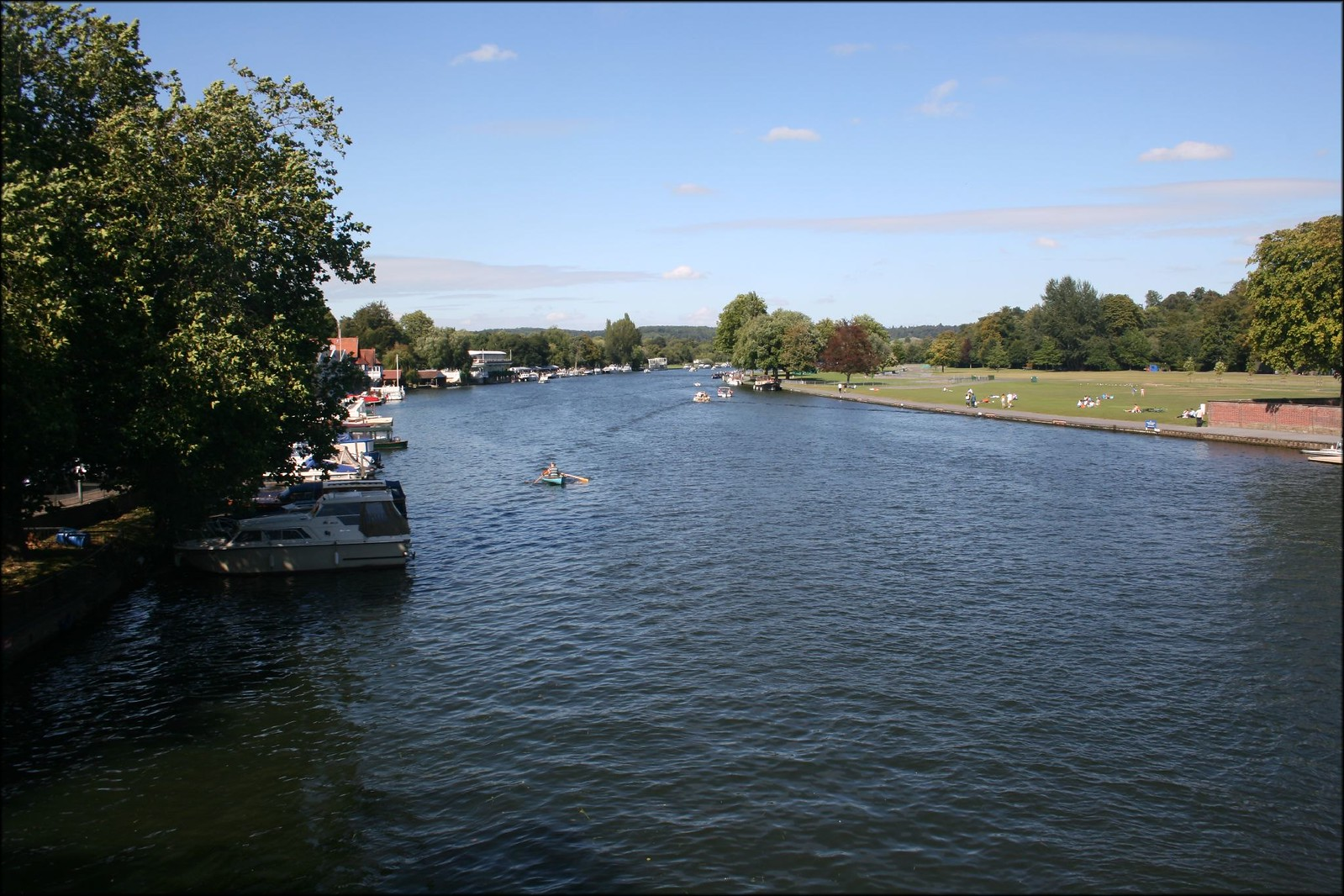 The Thames at Henley on Thames
