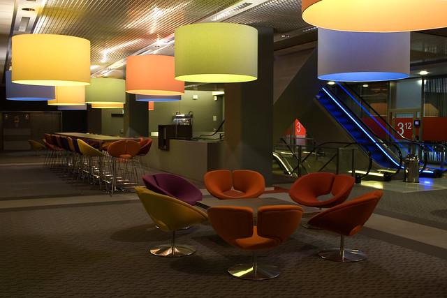 Seats & lamps