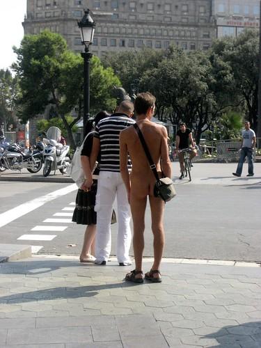 Bold Barcelona Fashion Scene   by maubrowncow