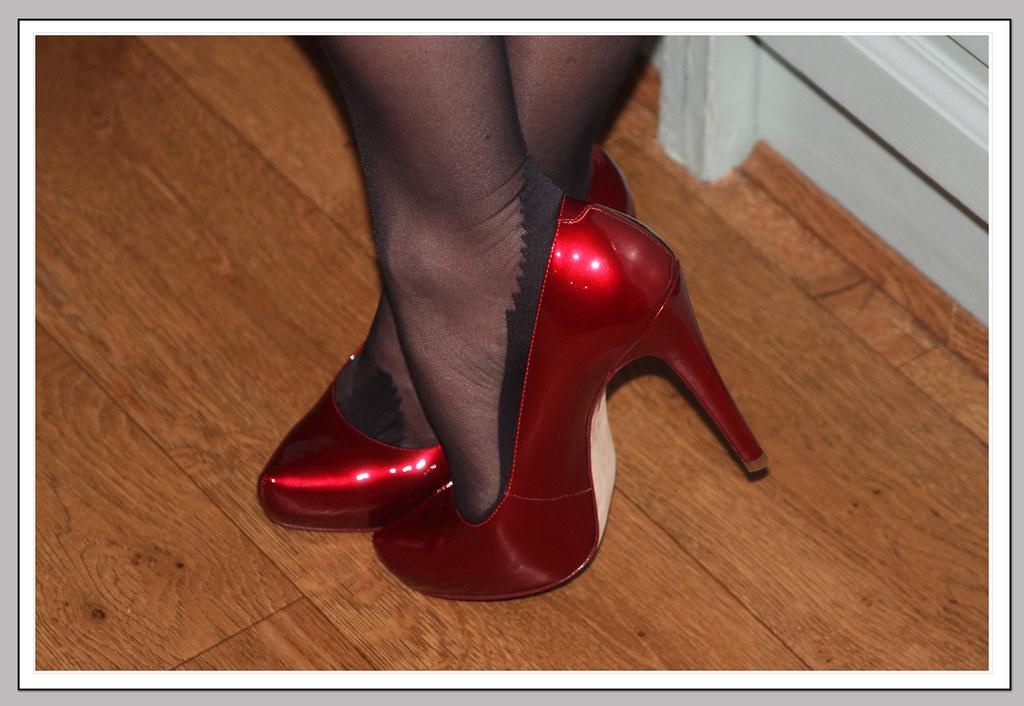 Lesbian Stockings Heels Hd