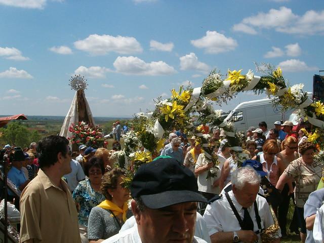 14 Romería Virgen del Villar 2004