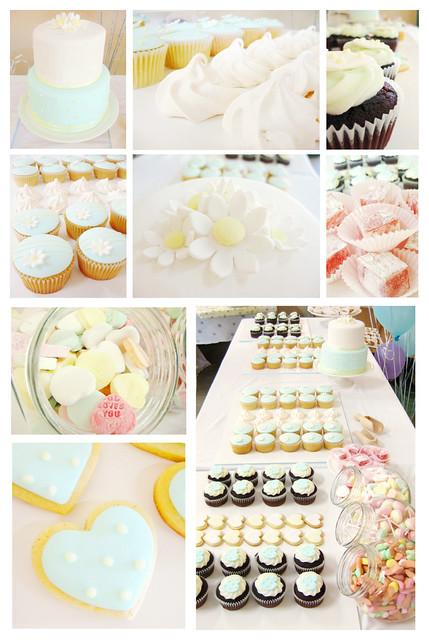 Baby Shower Dessert Table Artisancakecompany Flickr