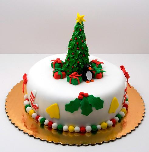 Christmas Cake | by jennywenny