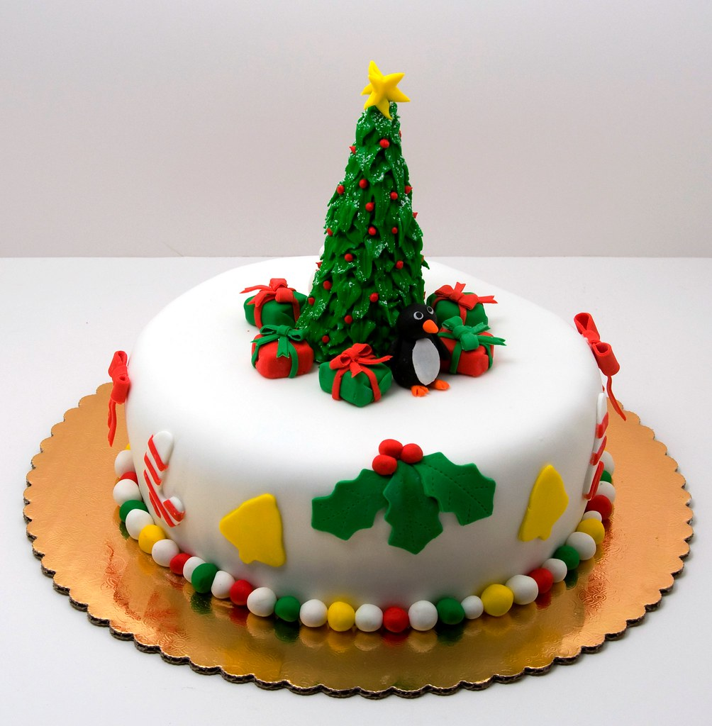 British Christmas Cake.Christmas Cake A Traditional Boozy British Christmas Cake