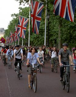 London Critical Mass June 09 06