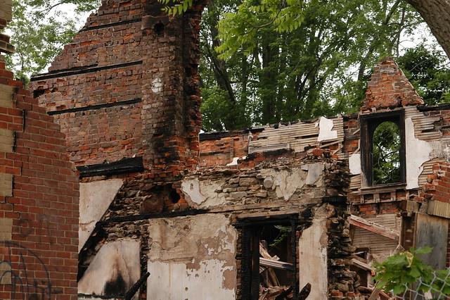 Mississauga abandoned house 2