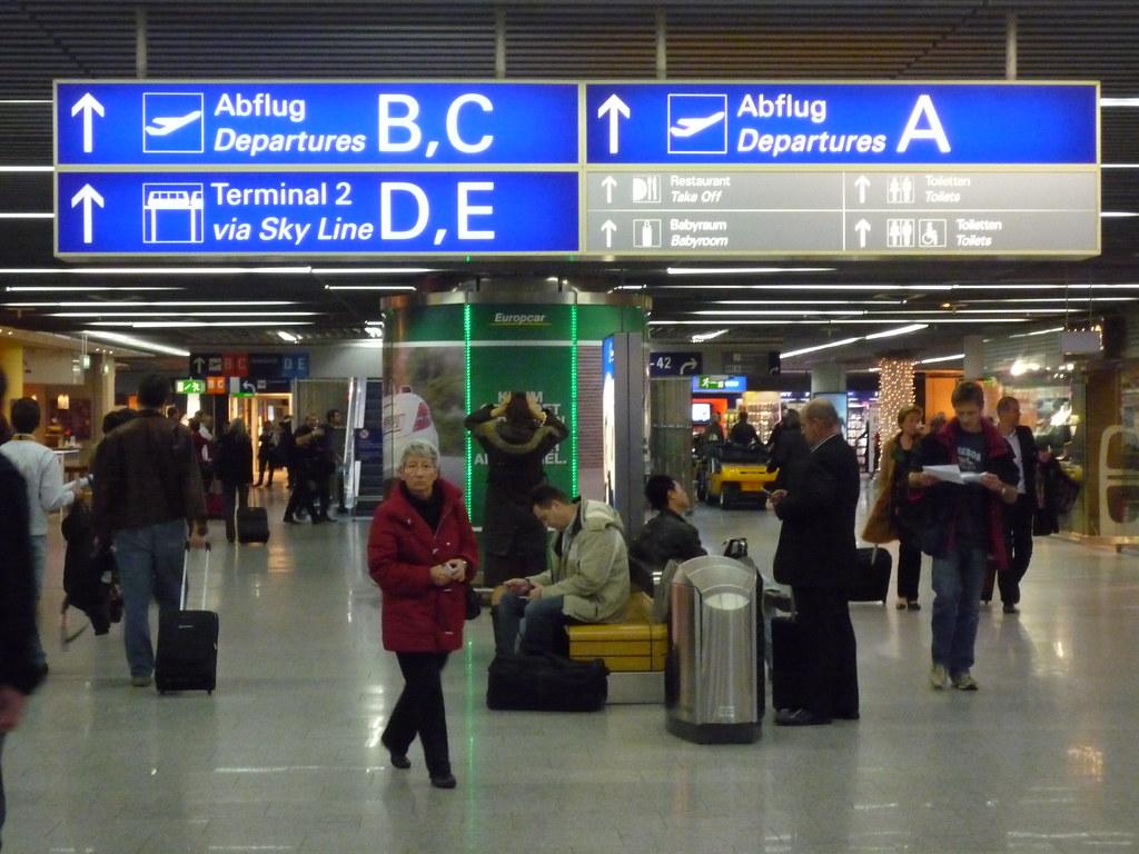 Fraport parken terminal 1
