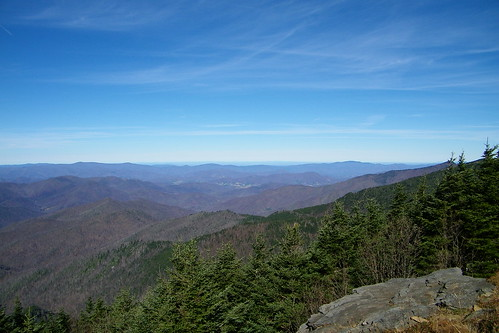 park mountain black state north crest mount craig carolina mitchell