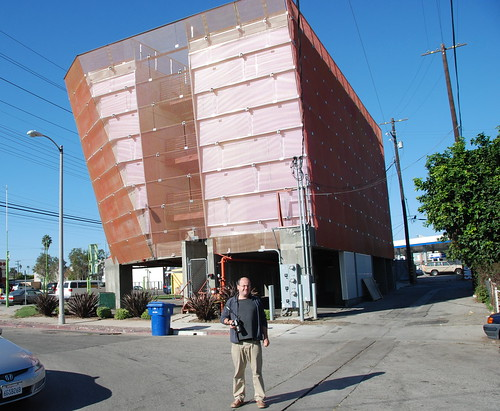 The Orange Office, Sander Architects 2009