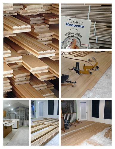 Home Renovation----Hardwood Floors | by njchow82