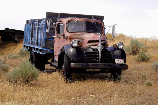 Farm Truck Beauty