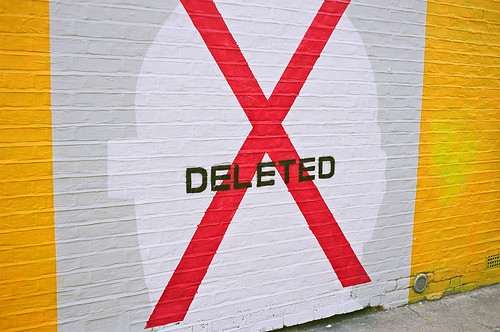 deleted | by Mike Towber