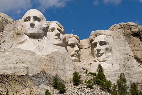 Mount Rushmore   by mtigas