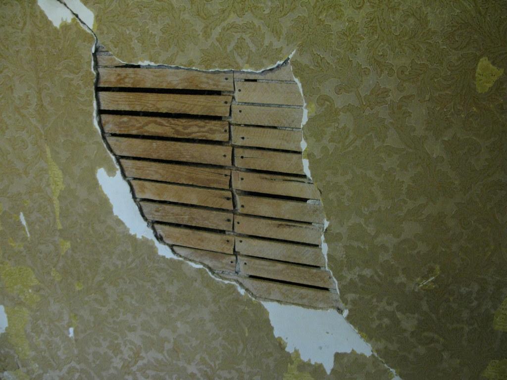Torn Wallpaper | by Ryan Greenberg Torn Wallpaper | by Ryan Greenberg