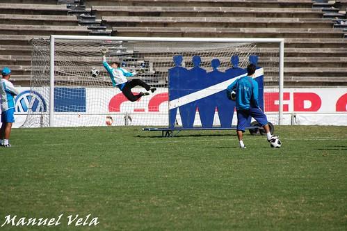 DSC_0111 Entrenamiento del equipo Puebla por LAE Manuel Vela