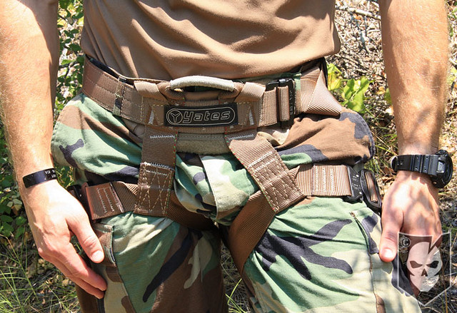 Learn How to Rappel 03 | Yates Tactical Rappel Belt | Flickr