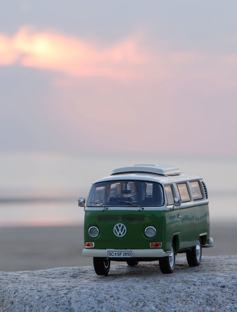 Premium ClassiXX VW T2 Camper