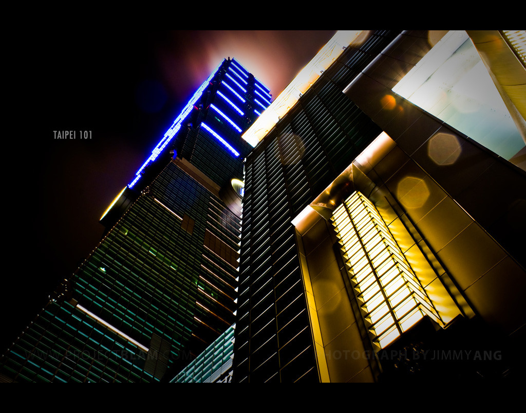 Day One Five Zero - Taipei 101 by jimmy ang