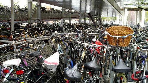 Amsterdam Bicycles #1